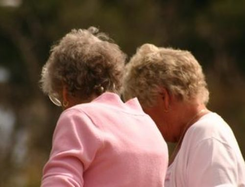 5 Things you should never say to someone with Alzheimer's